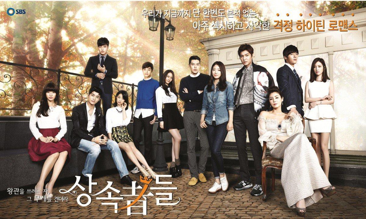 Tự học tiếng Hàn giao tiếp cơ bản qua phim truyền hình Hàn Quốc